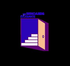 logo rencards etudiants