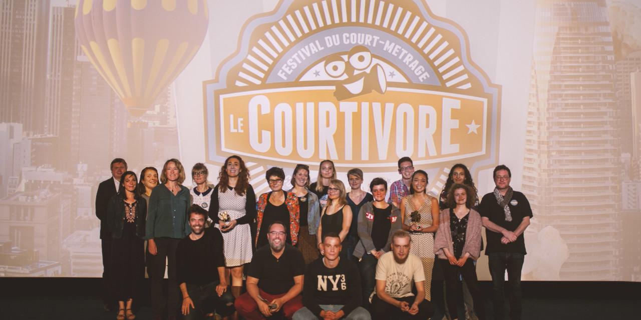 Clôture et palmarès de la 19è édition du festival Courtivore